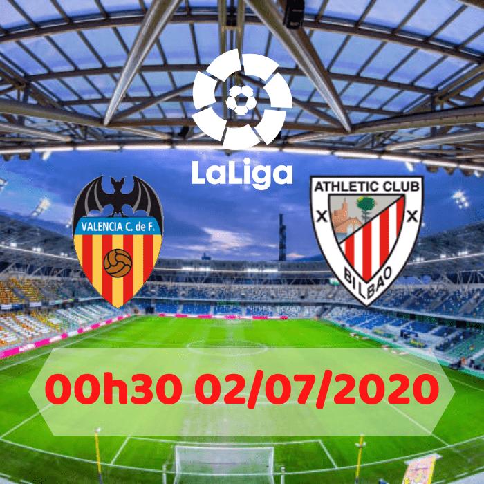 soikeo79.com-Valencia-vs-Athetic-Bilbao-00h30 02072020