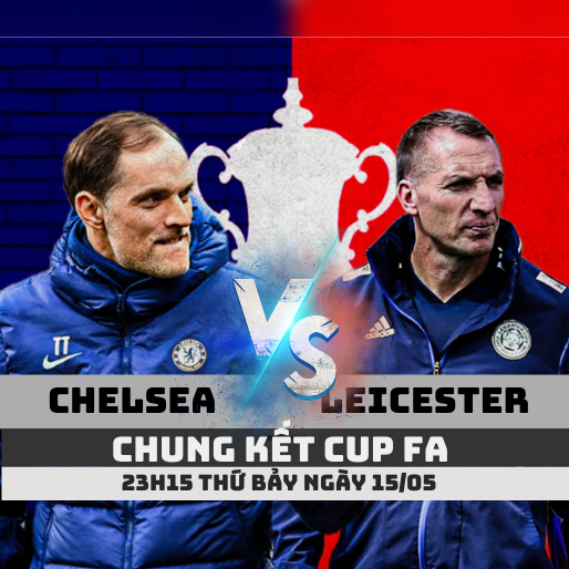 keo chelsea vs leicester chung ket cup fa soikeo79
