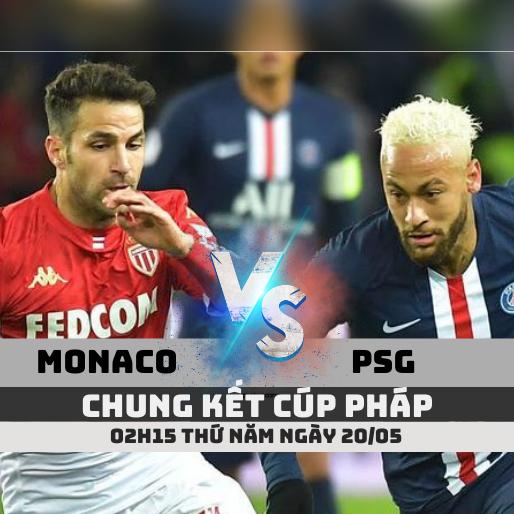 soi keo monaco vs psg chung ket cup phap 20 05