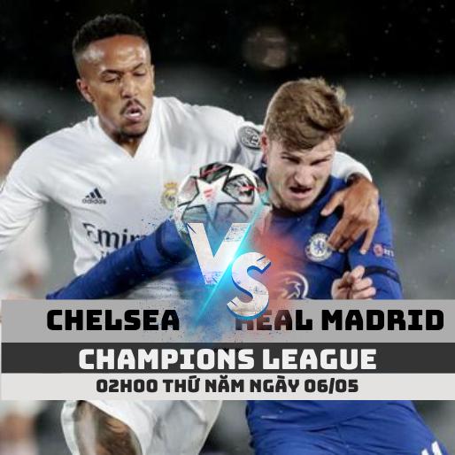 ty le keo chelsea vs real madrid soikeo79 champions league c1